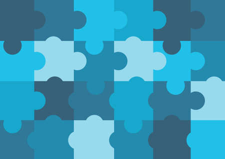 puzzle background: puzzle background