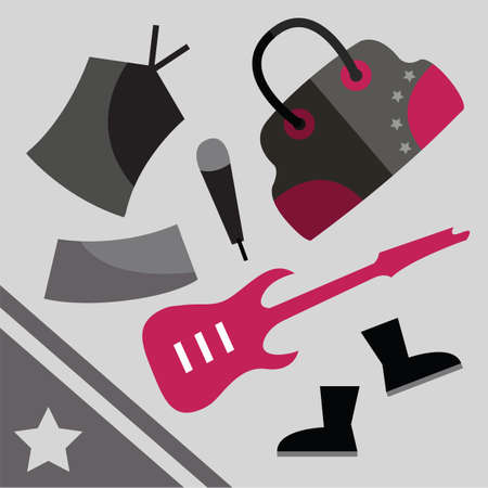 rockstar: collection of rockstar accessories