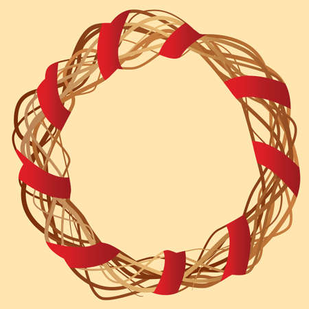 mas: wreath