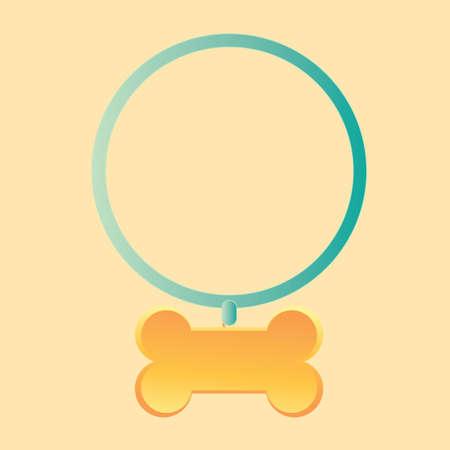 collarin: collar de perro