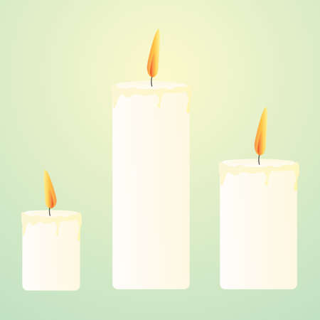 burning: burning candles