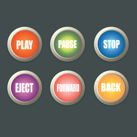 media buttons: media buttons