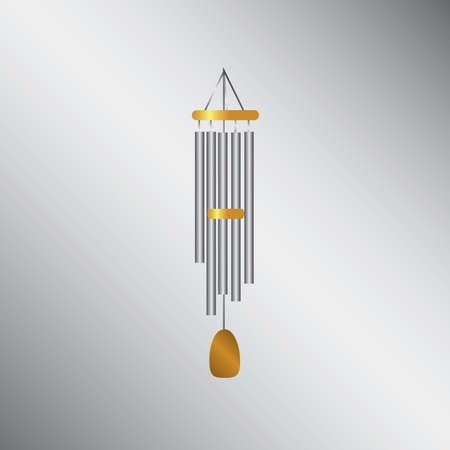 melodic: wind chime