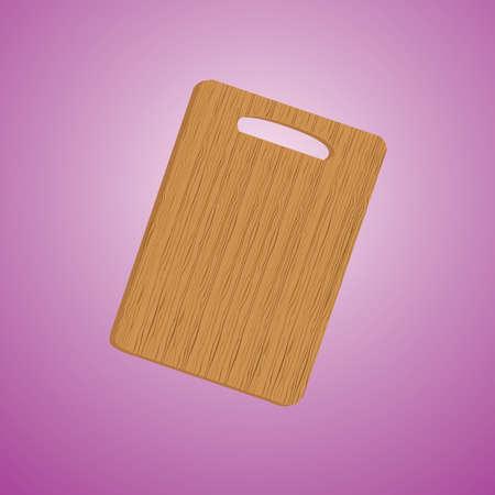chopping: chopping board