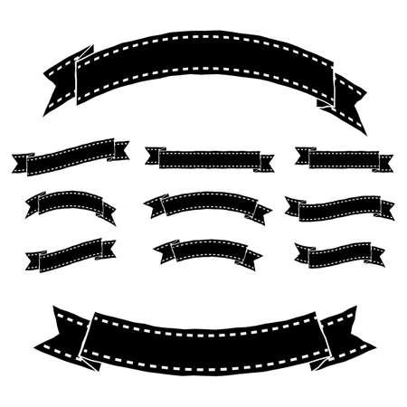 film reel banner