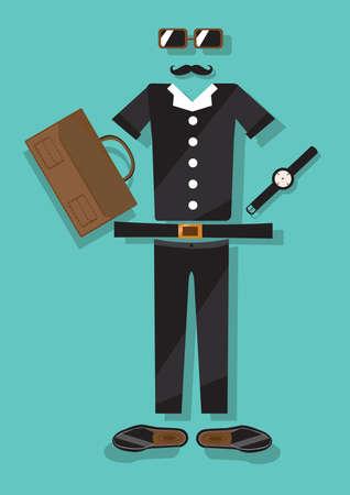 dress code: business dress code