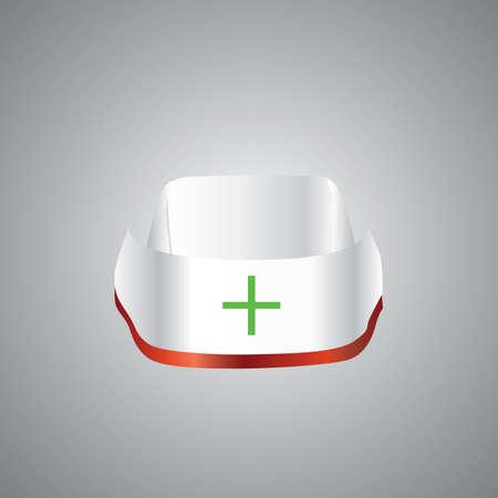 nurse cap: nurse cap