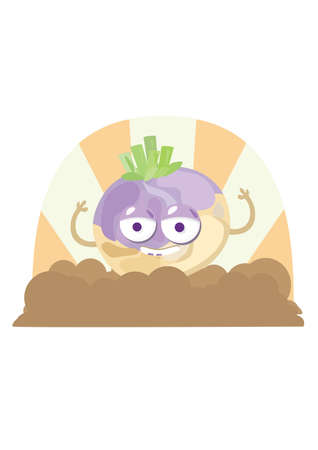 turnip: turnip character