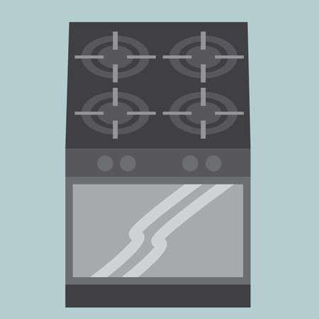 stove: stove Illustration