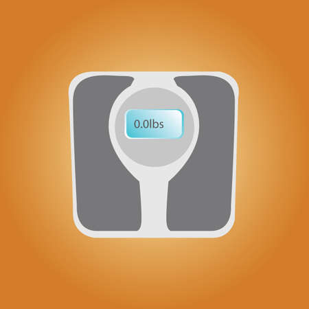 weighing scale: weighing scale