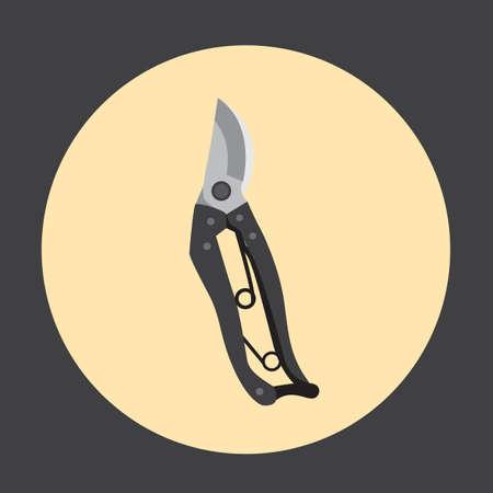 shears: gardening shears