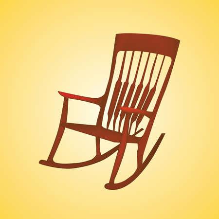 rocking: rocking chair