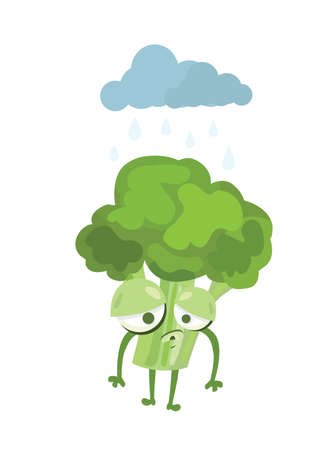 broccoli: upset broccoli