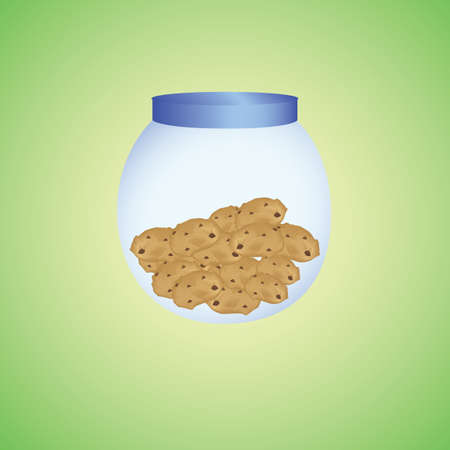 crunches: cookies jar