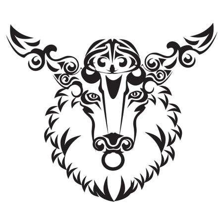 antelope: antelope tattoo design