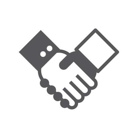 handshaking: handshake Illustration