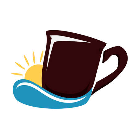eatery: coffee cup Illustration