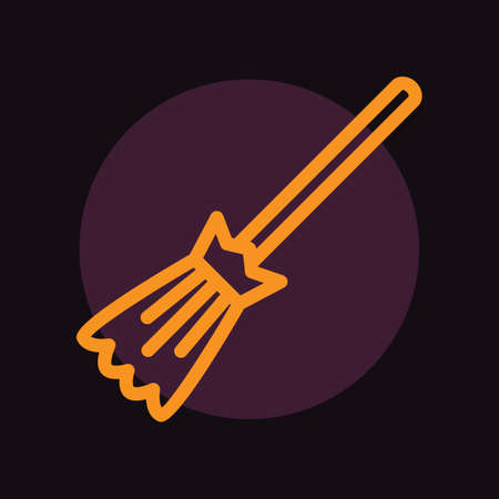 broom: flying broom