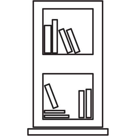 rack: book rack