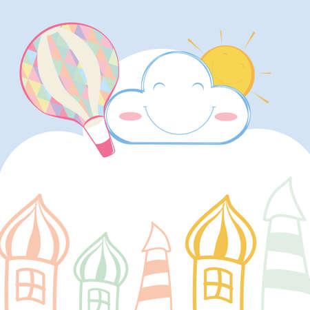 cloud: emoticon cloud