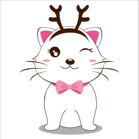 headband: cat with headband