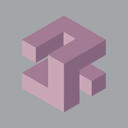 dimensional: three dimensional cube
