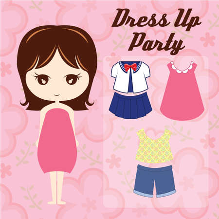 dress up: dress up party