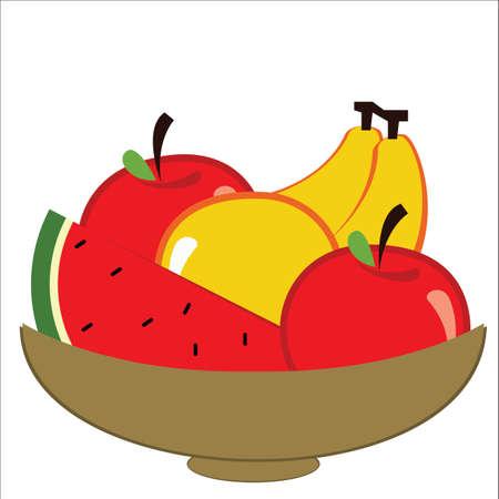kom van fruit
