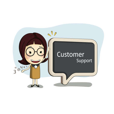 customer support: customer support executive