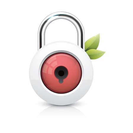 lock: lock Illustration