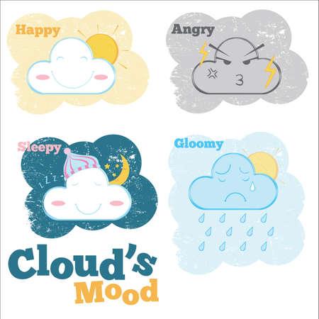 clouds: clouds mood