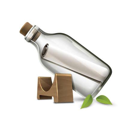 message in the bottle: message in bottle