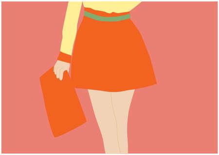 skirt: woman wearing skirt