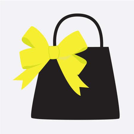 handbag: womans handbag Illustration