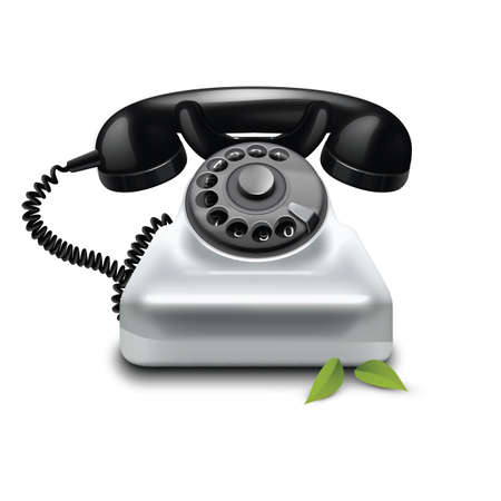 telephone Vektorové ilustrace