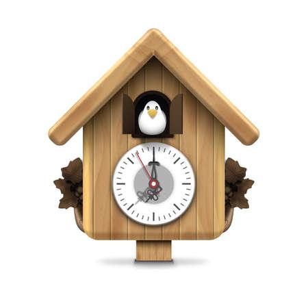 cuckoo clock: cuckoo clock