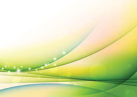 twirls: abstract motion graphic background