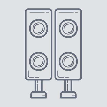 amplifiers: loudspeakers