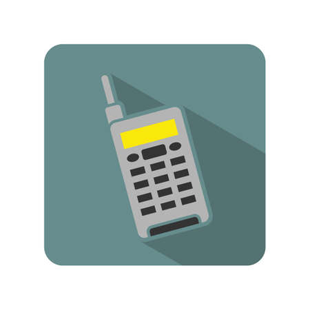 cellular phone Иллюстрация