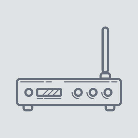 router: router Illustration