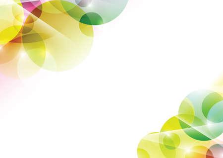 twirls: graphic design background Illustration