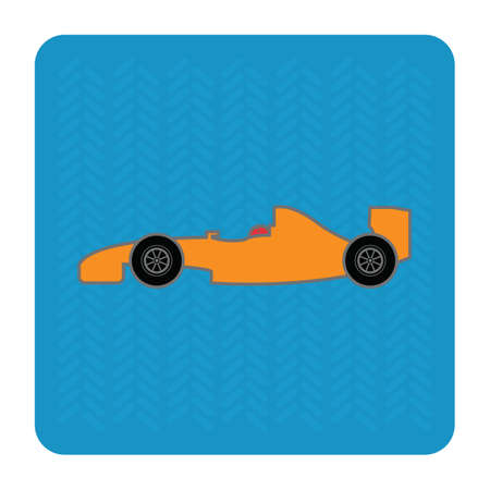 the car: sports car Illustration