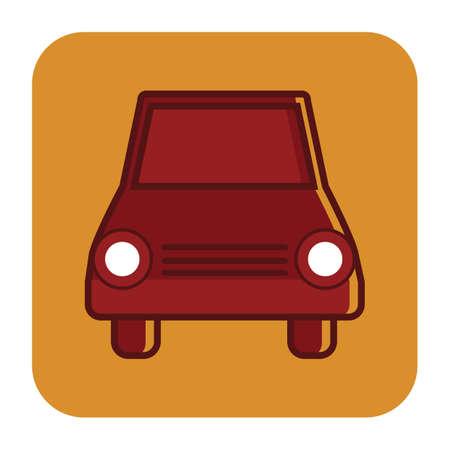 headlights: car Illustration
