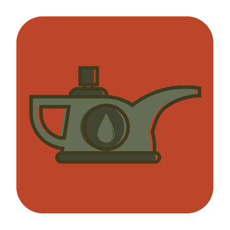 oil can: oil can Illustration