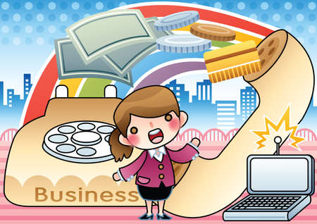 business: business contact