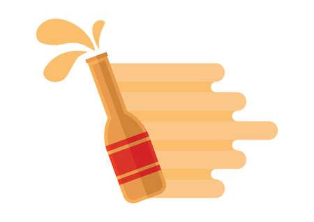 booze: champagne