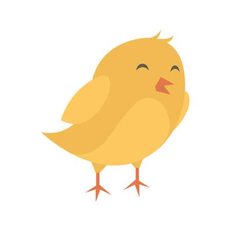 chick: happy chick