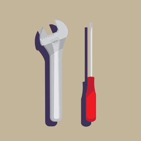 hardware: hardware tool Illustration