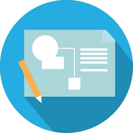 property: property documents Illustration