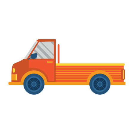 pickup truck: pick-up truck